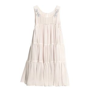 H&M conscious collection flowy dress